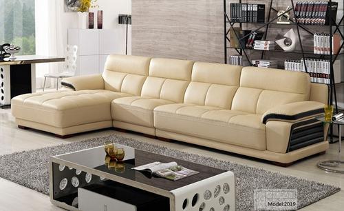 muebles color crema negro
