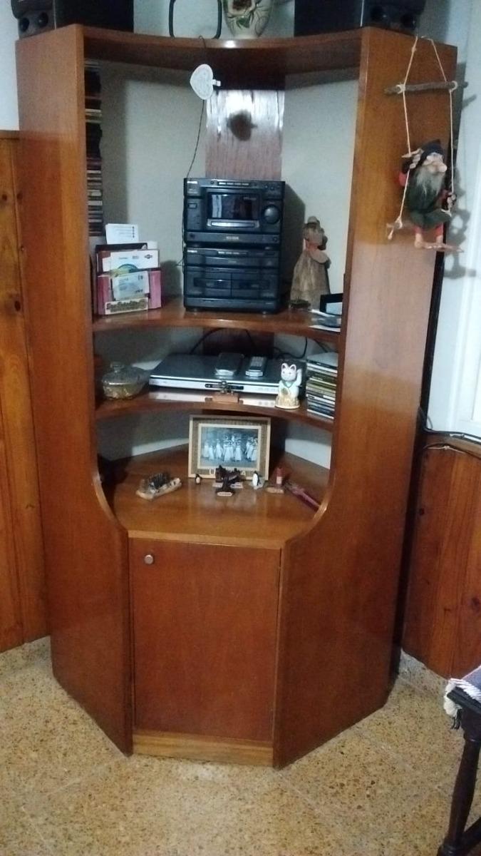 Muebles Combo Módulos Cocina Comedor Madera - $ 5.000,00