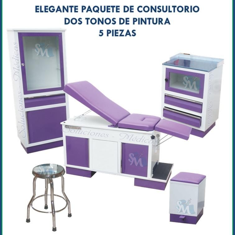 Muebles de consultorio medico modernos innovadores for Muebles medicos