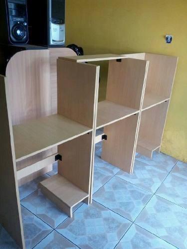 muebles cyber modulares internet computadores credito