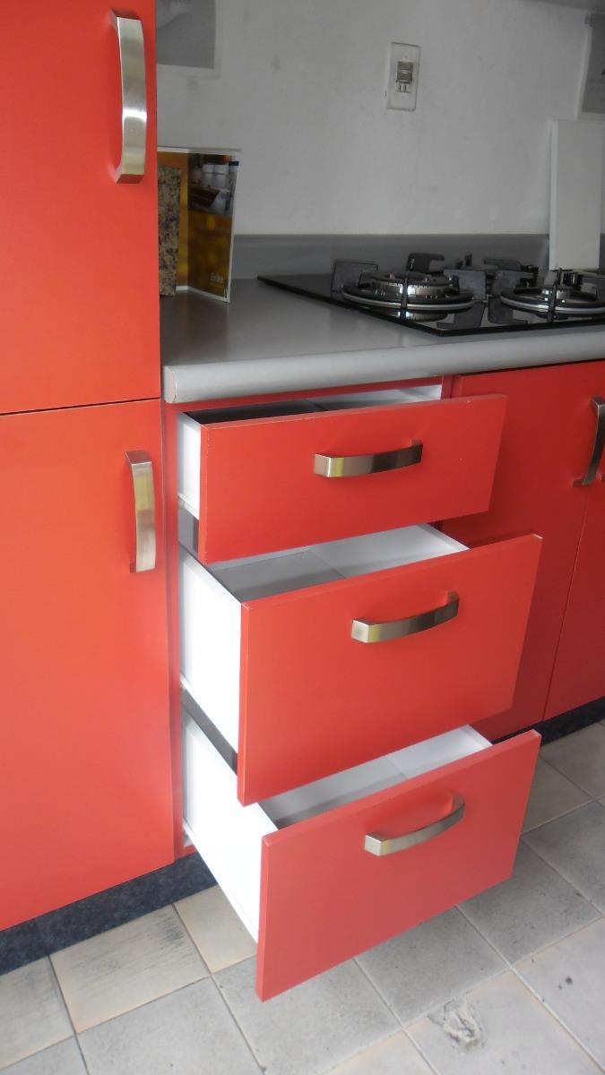 Muebles de 3 cajones para cocina integral de 30 a 50 cm 2 en mercado libre - Interiores de cajones de cocina ...