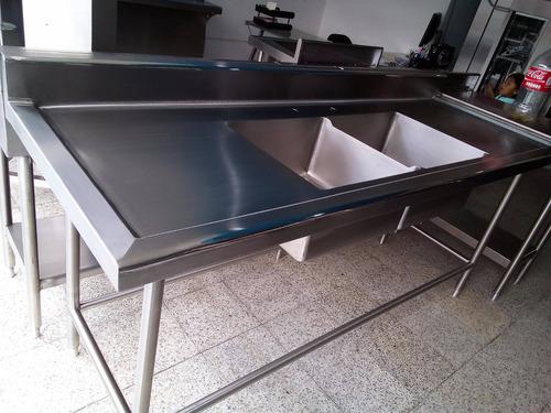 Muebles De Acero Inoxidable - $ 1.00 en Mercado Libre