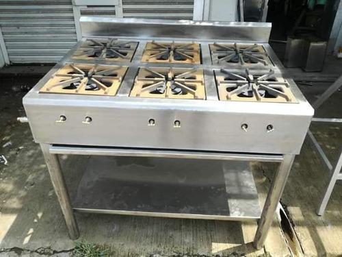 muebles de acero inoxidable