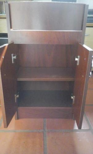 muebles de baño armados (sin bacha) mdf. enviamos