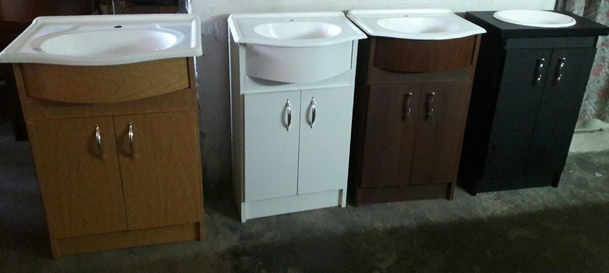 Muebles de ba o con bacha gran oferta hasta agotar - Oferta muebles de bano ...