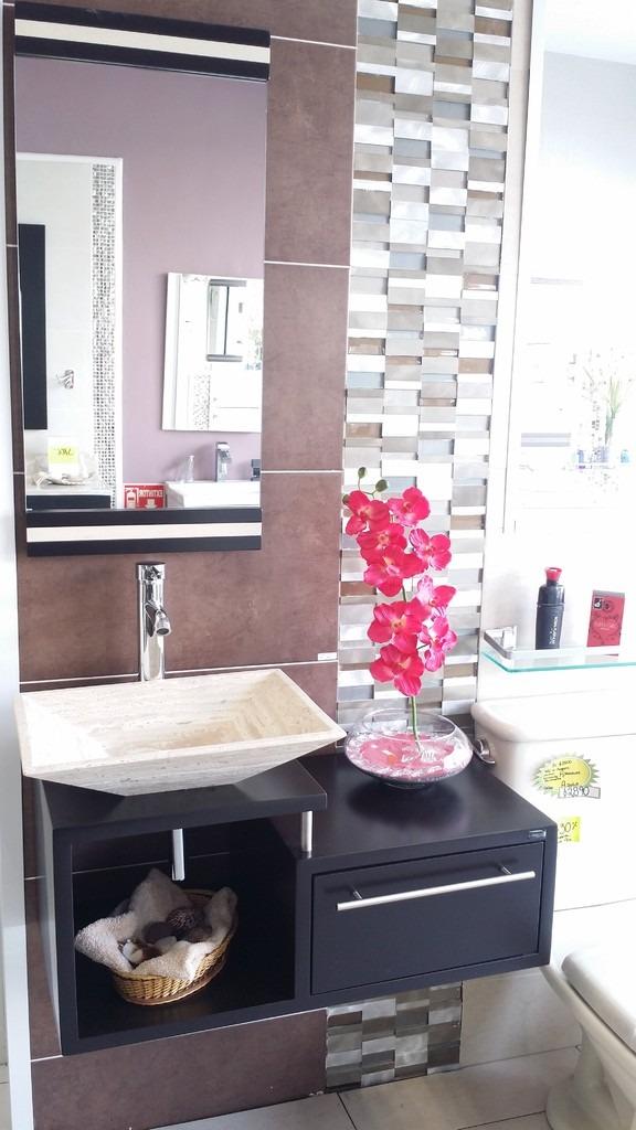 Muebles de ba o economicos lavabo de marmol moderno giovanna 5 en mercado libre - Muebles para bano economicos ...