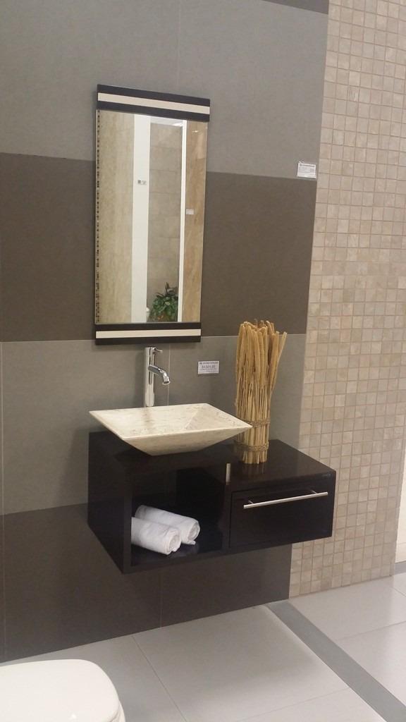 Muebles de ba o economicos lavabo de marmol moderno - Muebles bano moderno ...