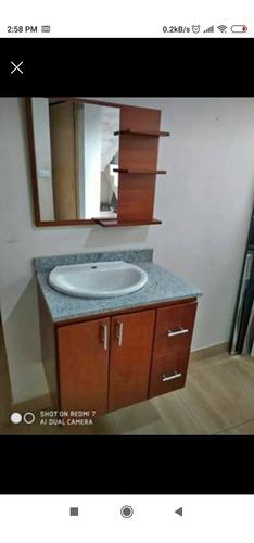 muebles de baño más granito desde $100