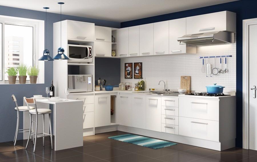 Muebles De Cocina A Medida Entrega Inmediata , Diseño 3d  $ 500,00