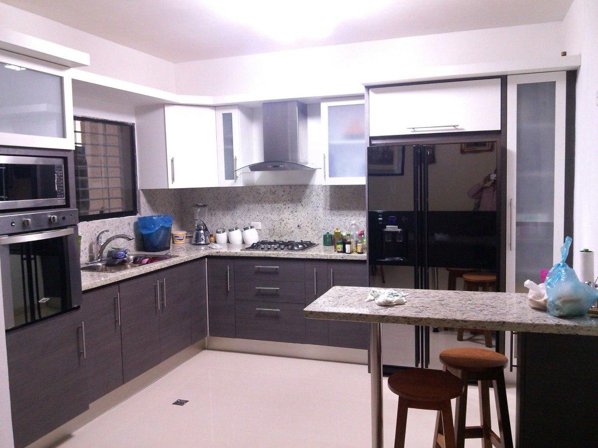 Muebles De Cocina A Medida Fabrica Linea Perfil J - $ 5.500,00 en ...