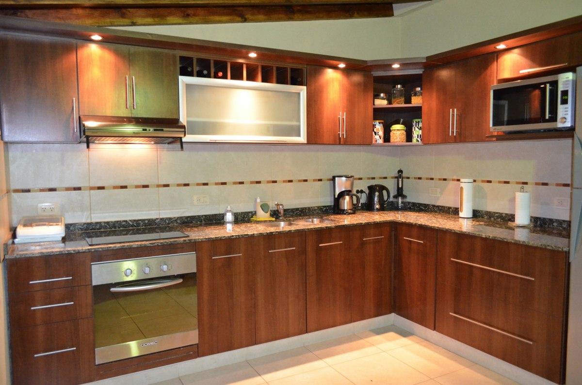 Muebles De Cocina A Medida Fabrica Linea Premium - $ 3.999,00 en ...