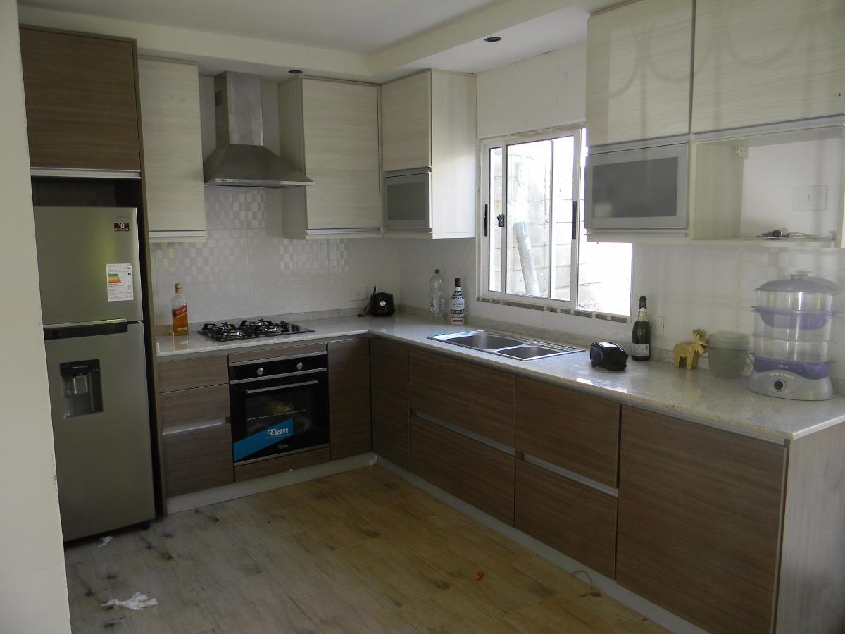 muebles de cocina a medida vetas amoblamientos