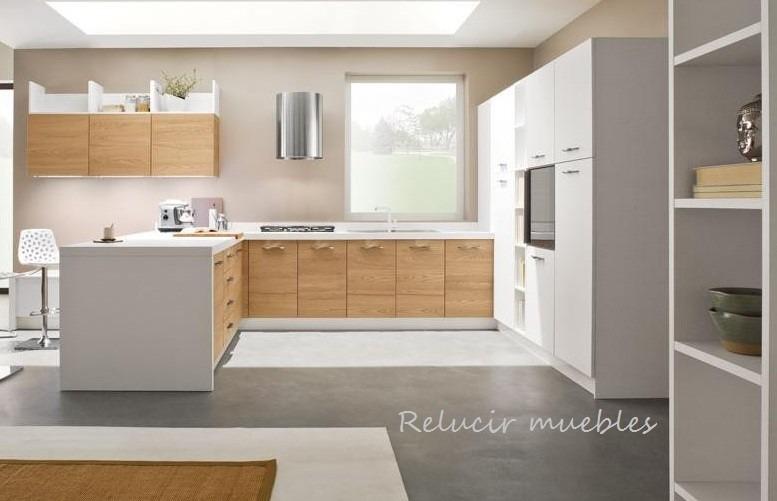 Diseos muebles de cocina fabulous muebles cocina el corte for Muebles cocina modernos