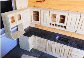 Muebles De Cocina De Madera Liquidación A Mitad De Precio ...