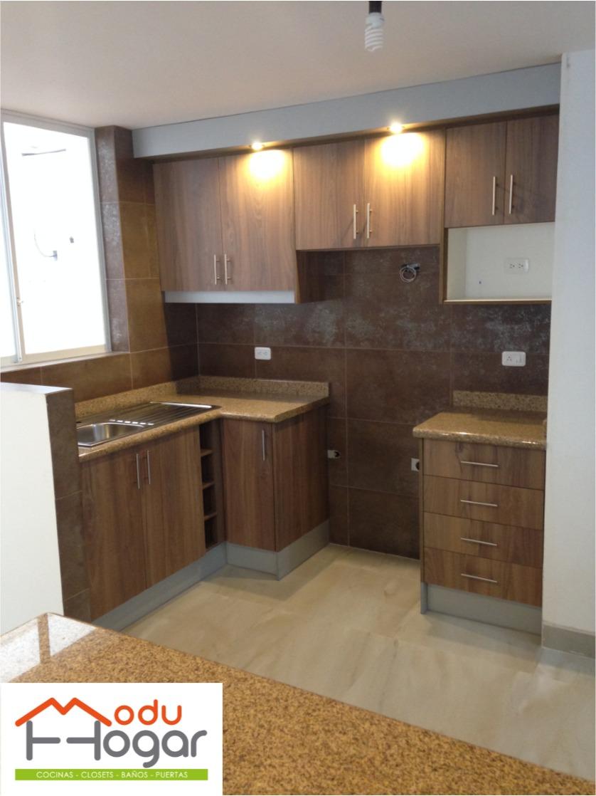 Muebles De Cocina - Closets - Baños - Puertas. $140 El Metro - U$S ...