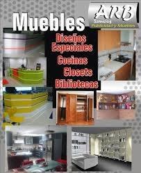 muebles de cocina, closets, bastidores$90m2