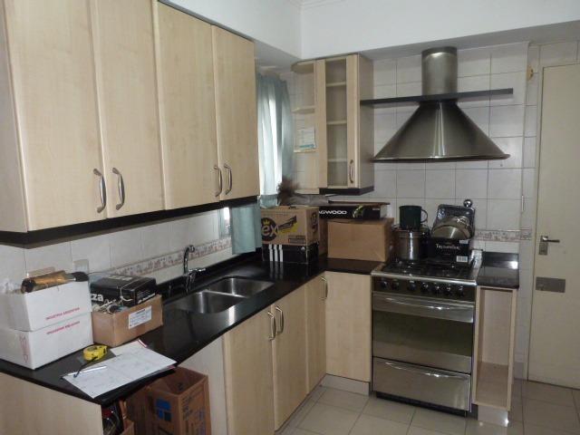 Muebles De Cocina Color Beige No Johnson - $ 28.000,00 en Mercado Libre