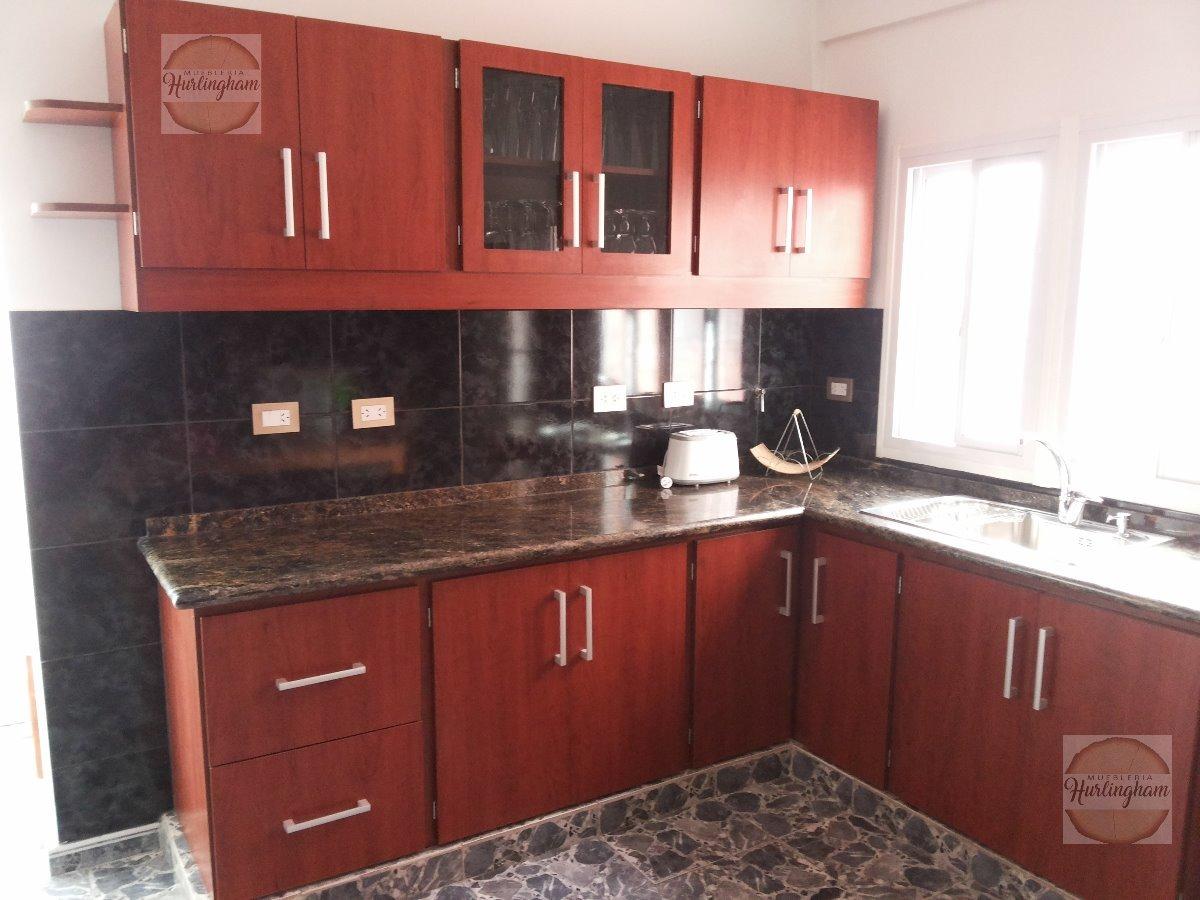 Muebles De Cocina, Completos 18 Mm, Solo Los Muebles - $ 4.999,00 en ...