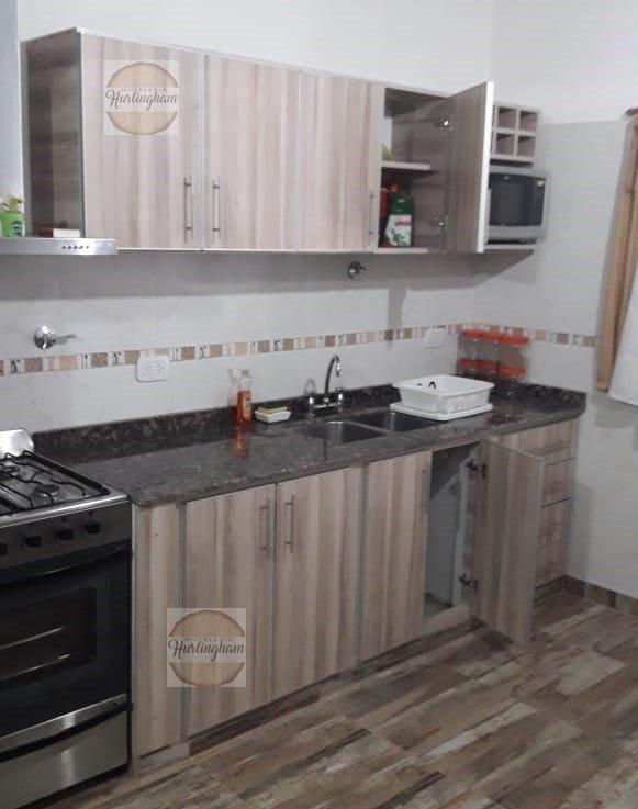 Muebles De Cocina Completos, Con Cantos De Aluminio 18 Mm - $ 6.999 ...