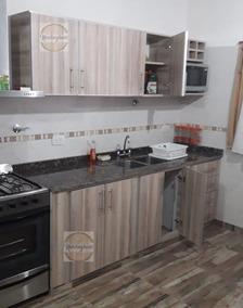 Muebles De Cocina Completos, Con Cantos De Aluminio 18 Mm