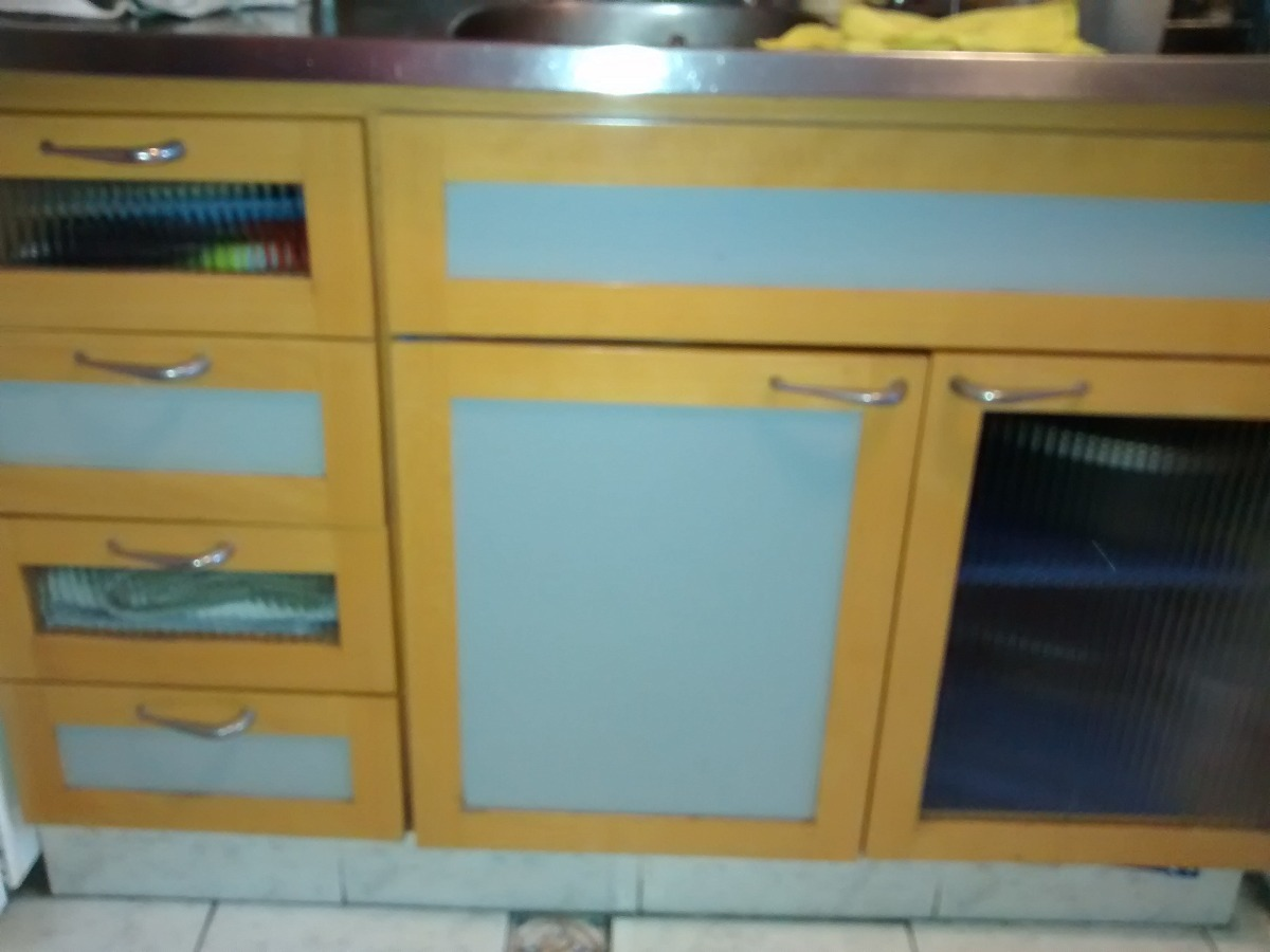 Muebles De Cocina Completos - Haya Legítima - $ 35.000,00 en Mercado ...