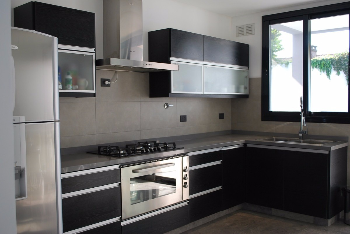 Muebles De Cocina Con Herrajes Lineal J Diseño Y Excelencia ...