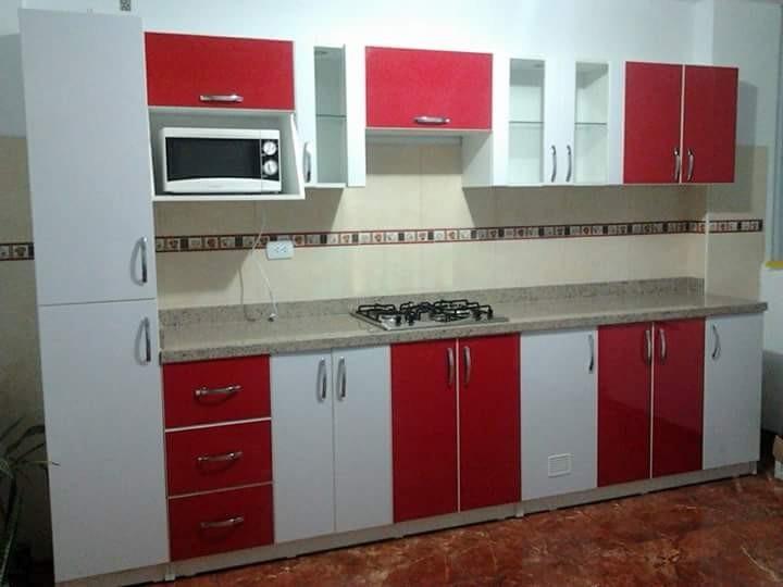Muebles de cocina de melamine somos fabricantes s 900 for Muebles de cocina en melamina modernos