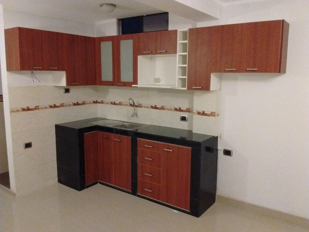 Muebles de cocina en melamina s 950 00 en mercado libre for Modelos de muebles para cocina en melamina