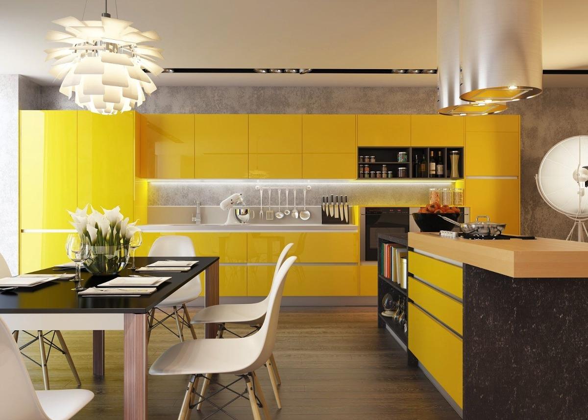Muebles De Cocina En Melamine Por Metro Lineal S 850 00 En  ~ Muebles De Cocina Precios Por Metro Lineal