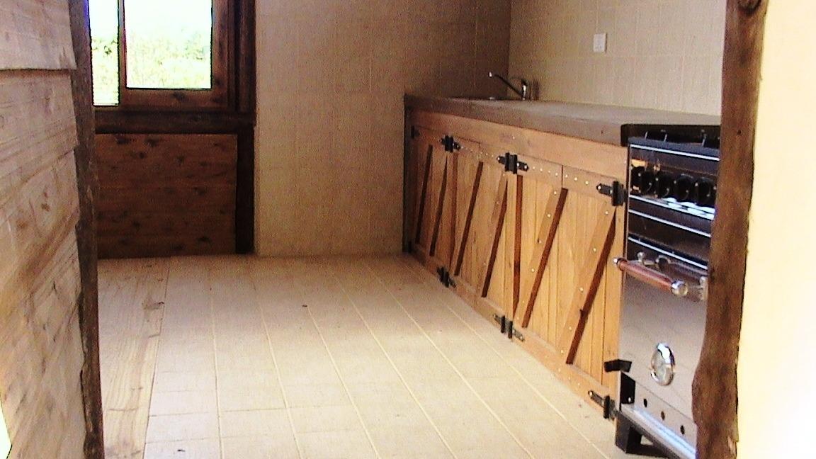 Muebles De Cocina Estilo Campo Rustico - $ 2.200,00 en Mercado Libre