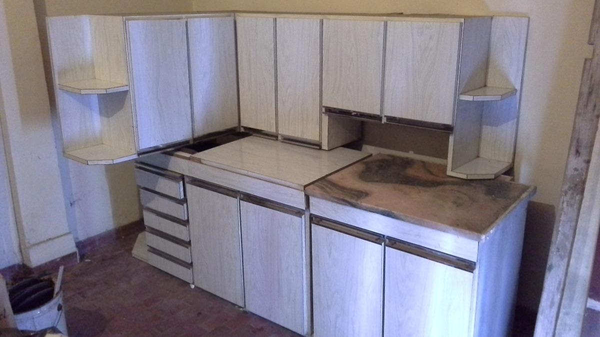 Muebles De Cocina Formica - $ 12.500,00 en Mercado Libre