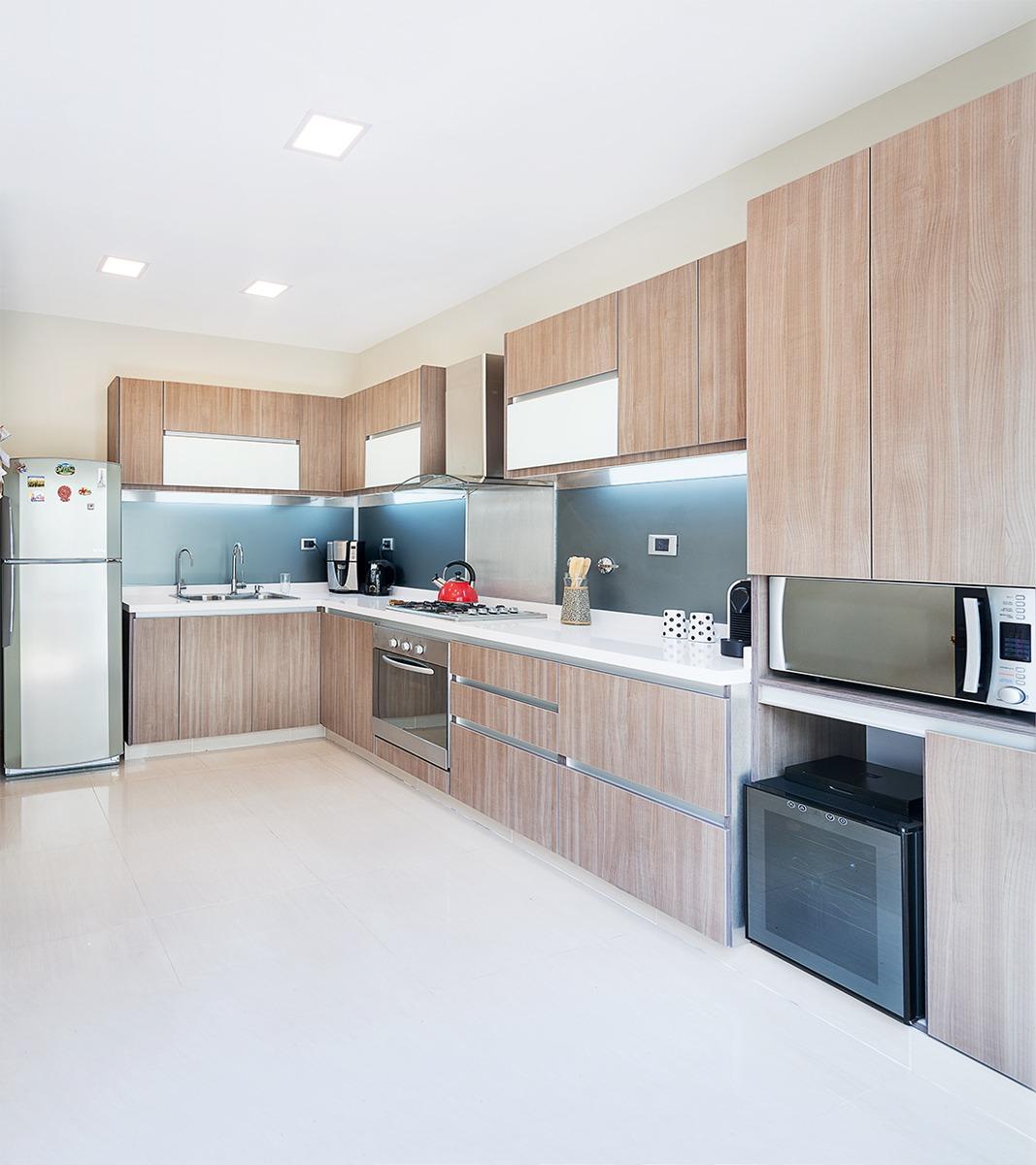 Muebles de cocina interior de placar a medida y estandar for Interior muebles cocina