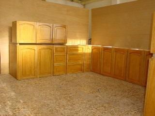 muebles de cocina - interiores de placard