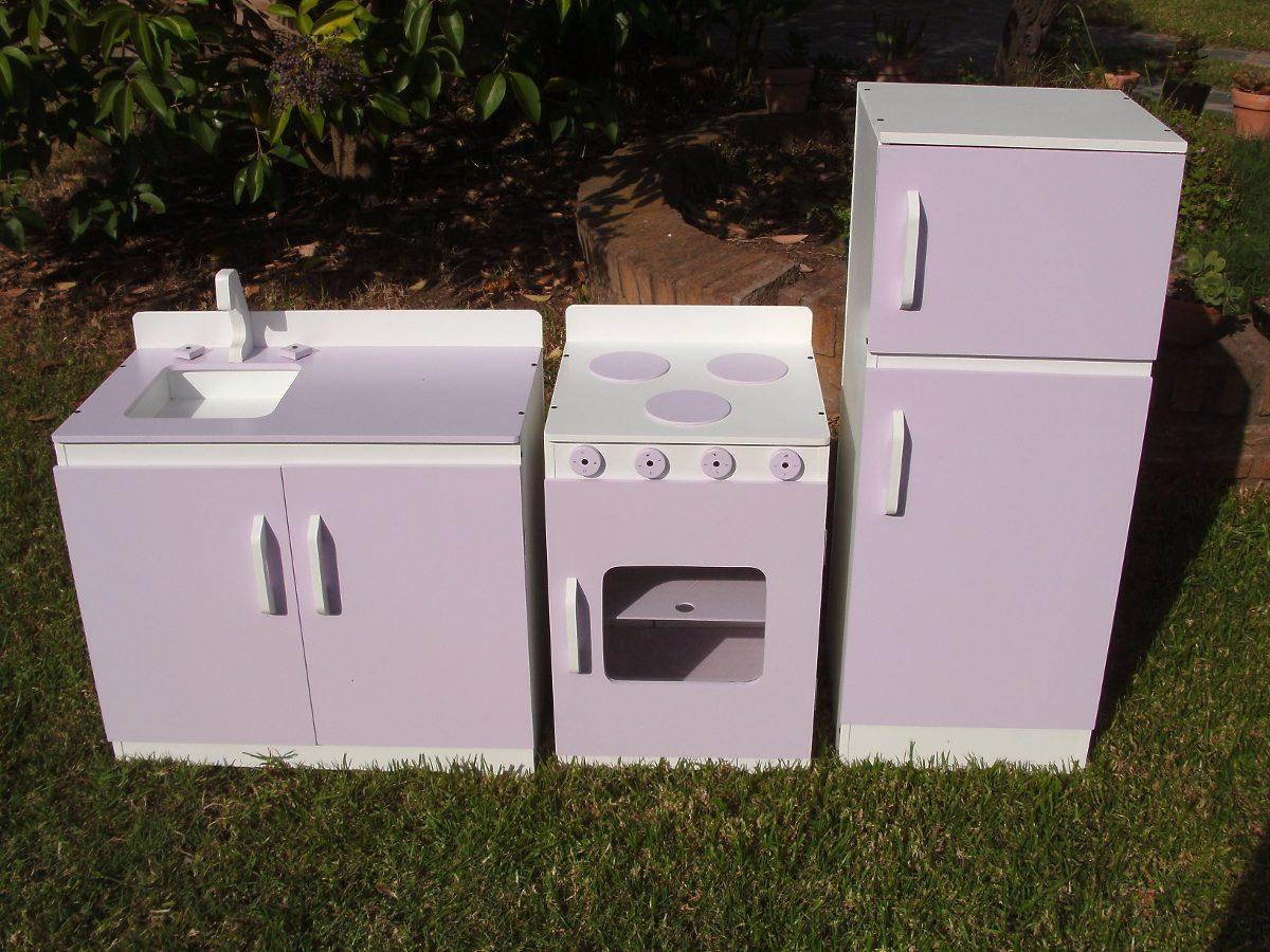 Muebles De Cocina Juguete Infantil(sin Envio Gratis) - $ 5.500,00 en ...