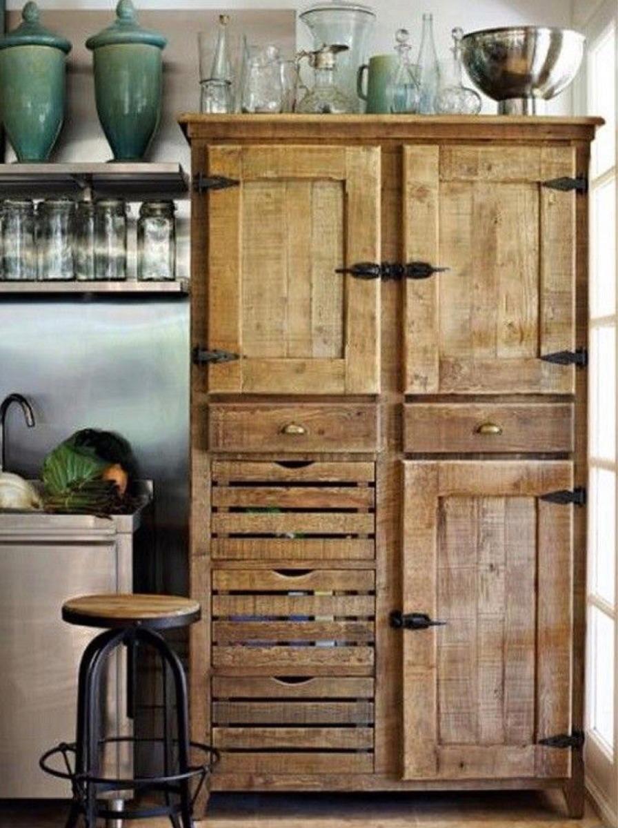 Emejing Muebles De Cocina De Madera Contemporary - Casas: Ideas ...