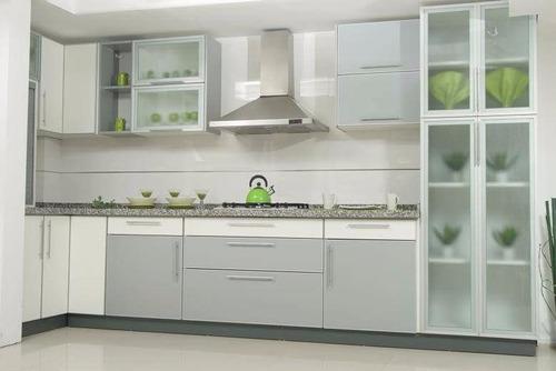 elegant muebles de cocina moderno alacena bajo mesada with fabricantes muebles cocina