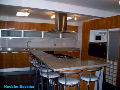 muebles de cocina moderno, alacena, bajo mesada, 1,60