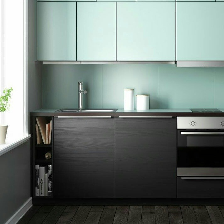 Magnífico Modernos Sistemas De Los Muebles De Cocina Modelo - Ideas ...