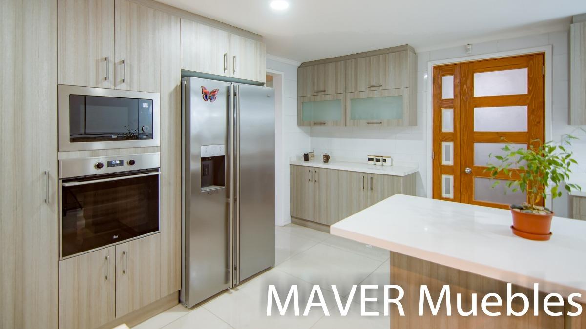 Muebles De Cocina Modernos Y A Medida En Todo Chile Santiago - en ...