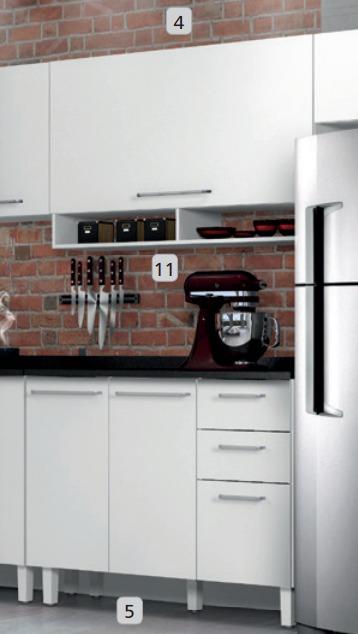 Muebles De Cocina Modulares Zanzini - $ 135.000 en Mercado Libre
