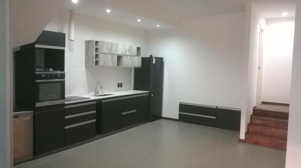 Muebles de cocina placares mesadas granitos marmol for Placares cocina