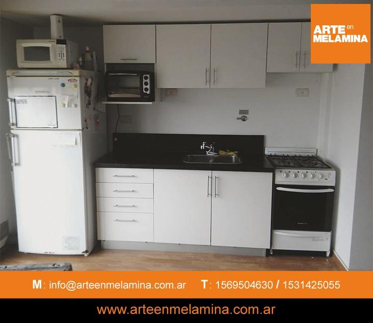 Muebles de cocina placares zona sur y caba arte en for Muebles de cocina zamora