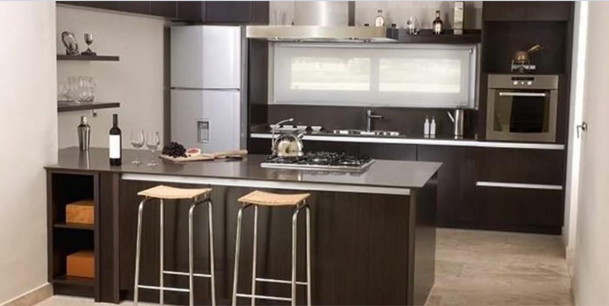Muebles De Cocina Fuenlabrada. Latest Rojo Y Gris Grafito Cocinas De ...