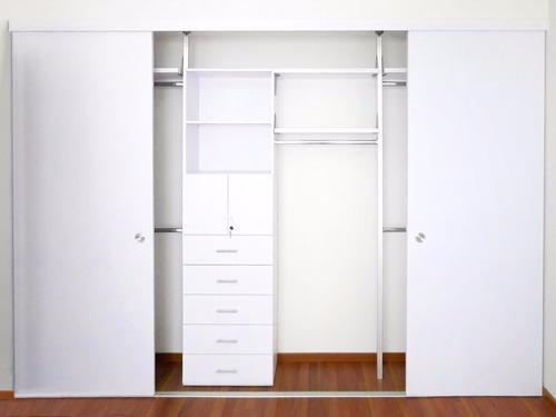muebles de cocina y closets a 90$ el metro