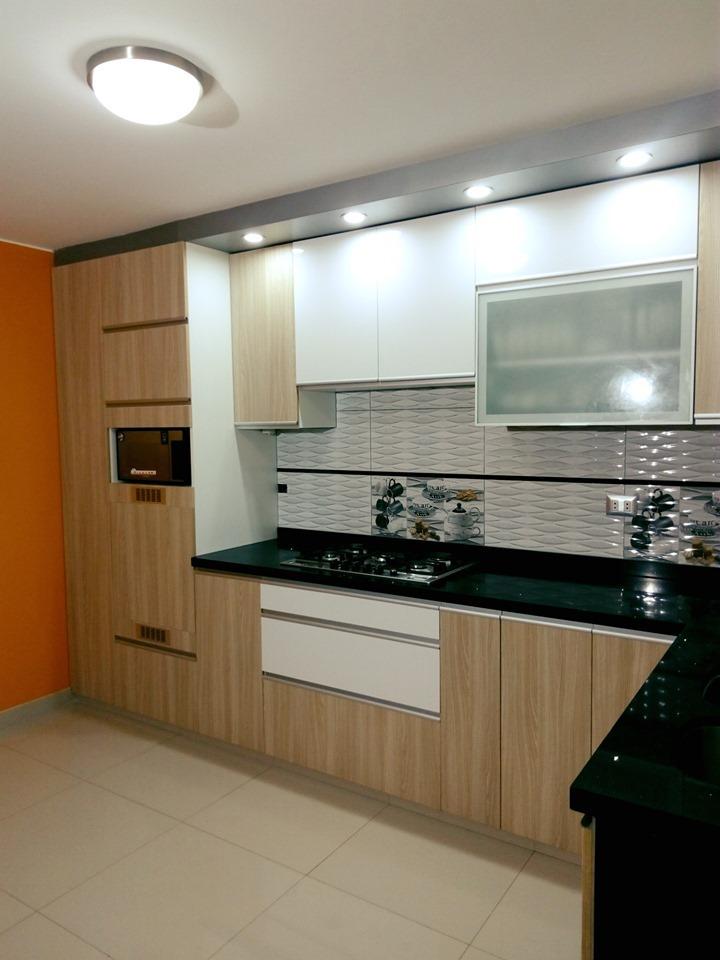 Muebles De Cocinas. Modernas, Modelos Y Diseños, Decoración - S/ 49 ...