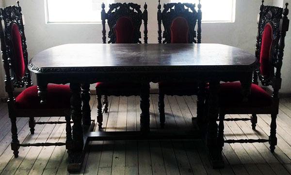 Muebles De Comedor Antiguo - U$S 500,00 en Mercado Libre