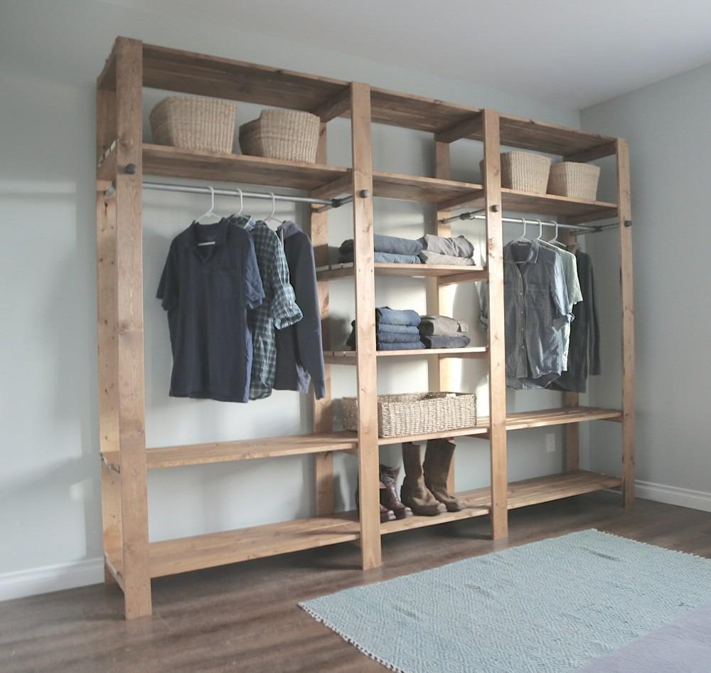 Muebles De Diseño / Percheros / Mostradores// Buena Madera - $ 7.850 ...