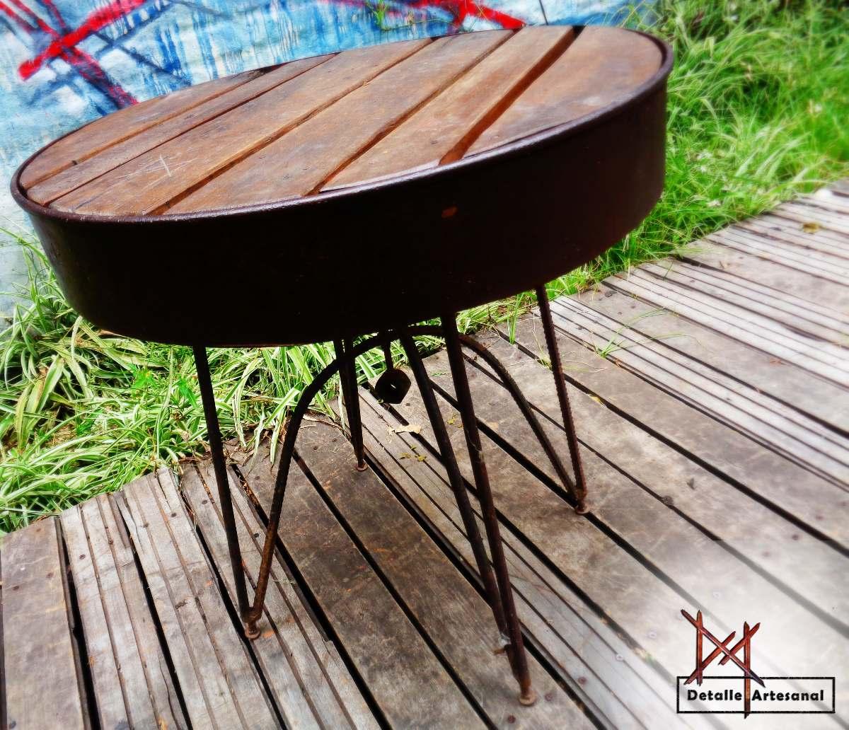 Muebles De Dise O Punto Reciclado Detalle Artesanal  # Muebles Punto Com