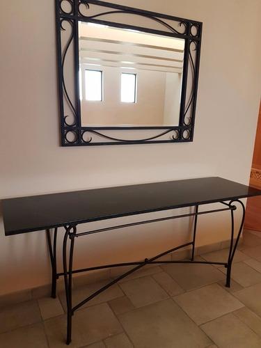 muebles de herreria para sala en mercado libre méxico - Muebles De Herreria Para Tv