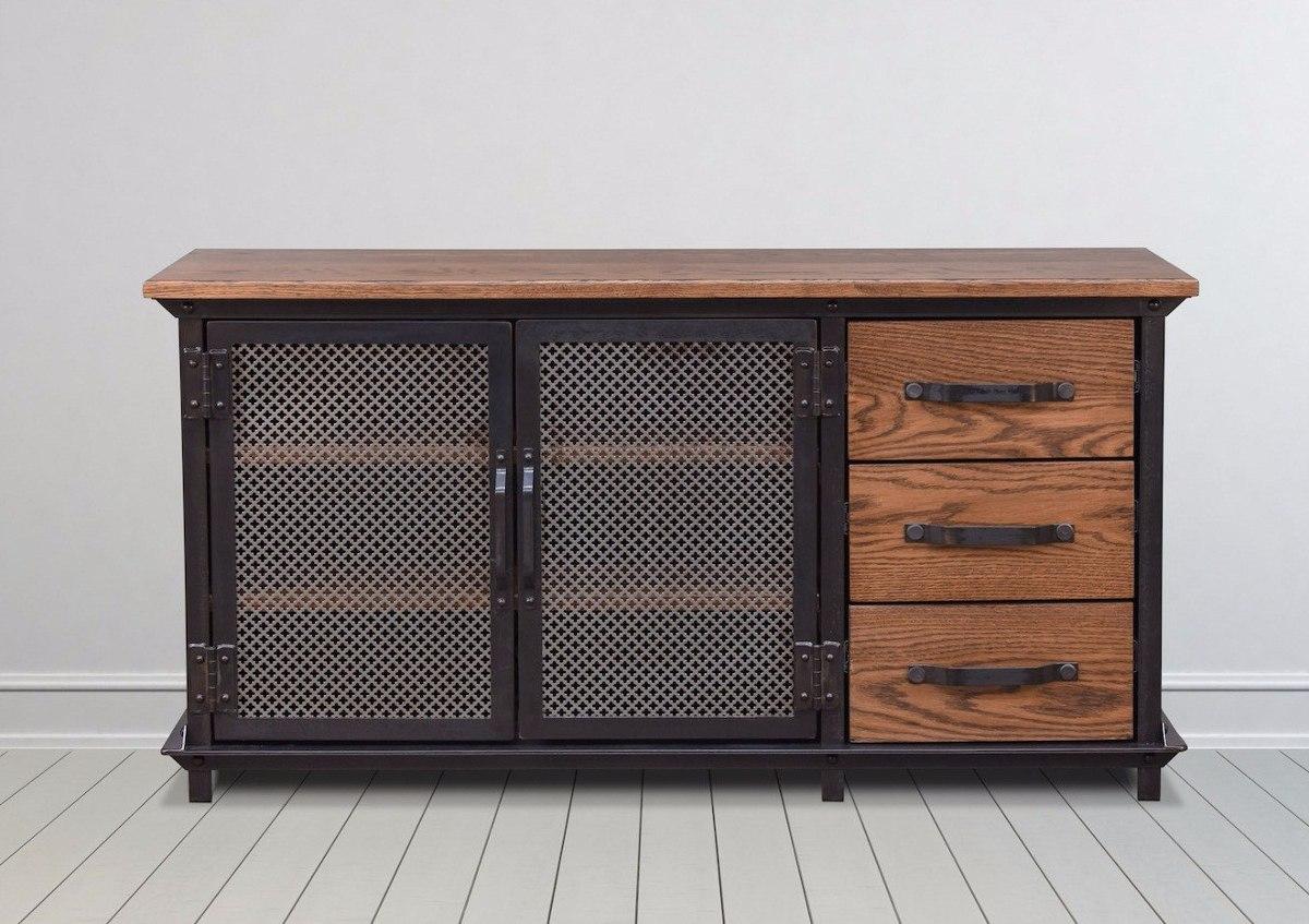 Muebles De Hierro Y Madera - Muebles De Hierro Y Madera 14 000 00 En Mercado Libre[mjhdah]https://http2.mlstatic.com/mueble-lcd-hierro-y-madera-4-cajones-D_NQ_NP_171721-MLA20834913454_072016-F.jpg